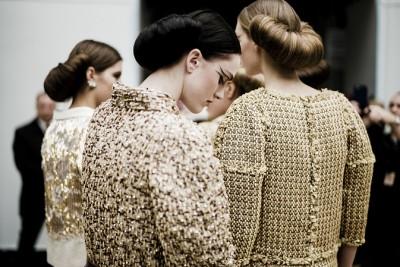 Chanel, la ecología inspira la Alta Costura en una colección muy zen.